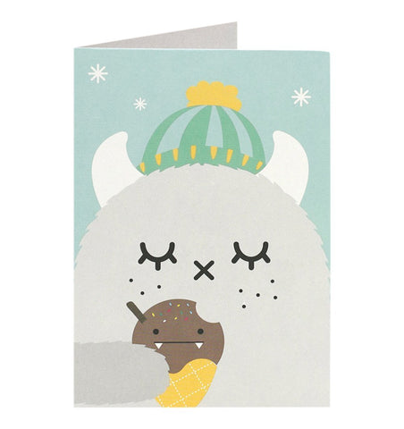 Buy the Noodoll Ricepuffy Greetings Card by NOODOLL from Me and Buddy