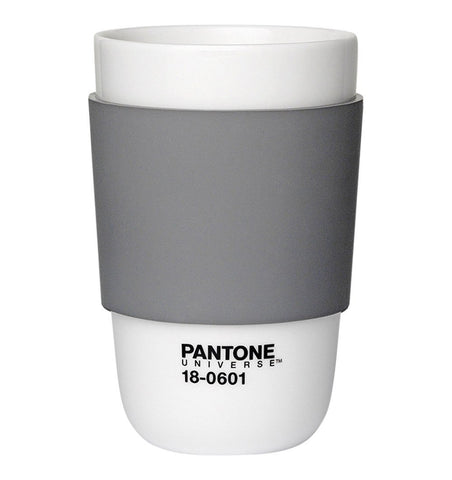 Buy the Classic Cup in Charcoal Grey by PANTONE from Me and Buddy