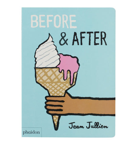 Buy the Before & After by Jean Jullien by PHAIDON from Me and Buddy