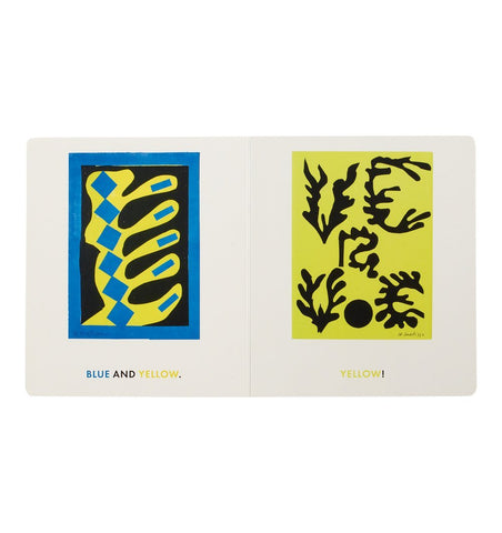Buy the Blue & Other Colours: with Henri Matisse by PHAIDON from Me and Buddy