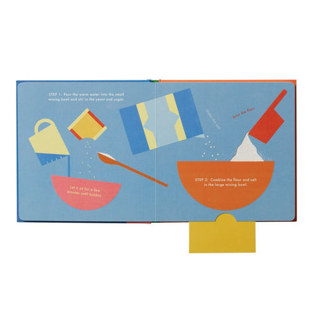 Buy the Pizza! An Interactive Recipe Book by Lotta Nieminen by PHAIDON from Me and Buddy