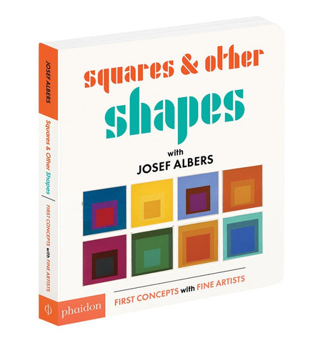 Buy the Squares & Other Shapes: with Josef Albers by PHAIDON from Me and Buddy