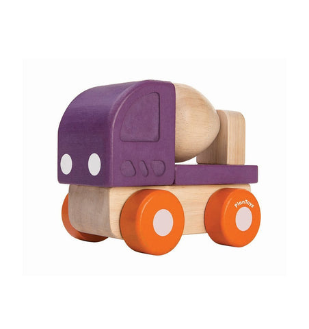 Buy the Plan Toys Mini Cement Truck by PLAN TOYS from Me and Buddy