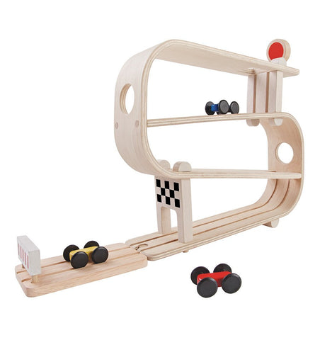 Buy the Plan Toys Ramp Racer by PLAN TOYS from Me and Buddy