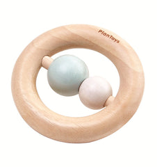Buy the Plan Toys Ring Rattle in Pastel by PLAN TOYS from Me and Buddy