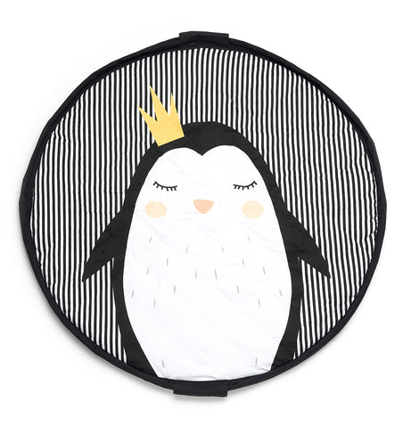 Play & Go Soft Toy Storage Bag - Penguin