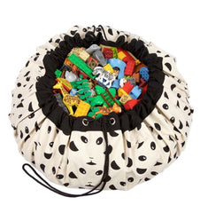 Buy the Play & Go Panda Toy Storage Bag by PLAY & GO from Me and Buddy