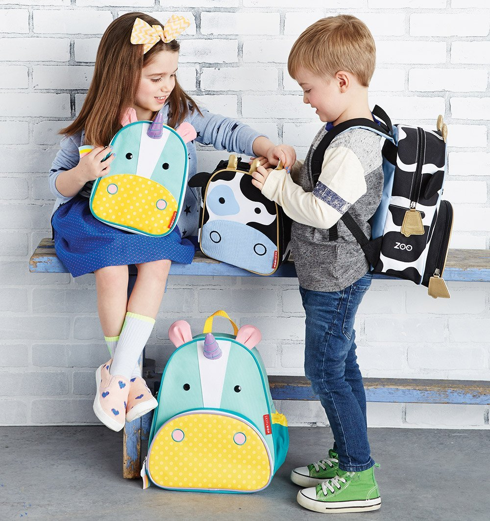 Buy the Skip Hop Zoo Lunch Bag Unicorn by SKIP HOP from Me and Buddy
