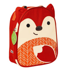 Buy the Skip Hop Zoo Lunch Bag Fox by SKIP HOP from Me and Buddy