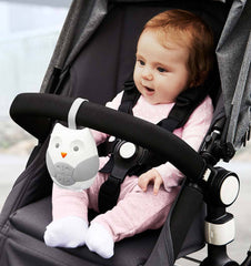 Buy the Skip Hop Owl Portable Musical Soother by SKIP HOP from Me and Buddy