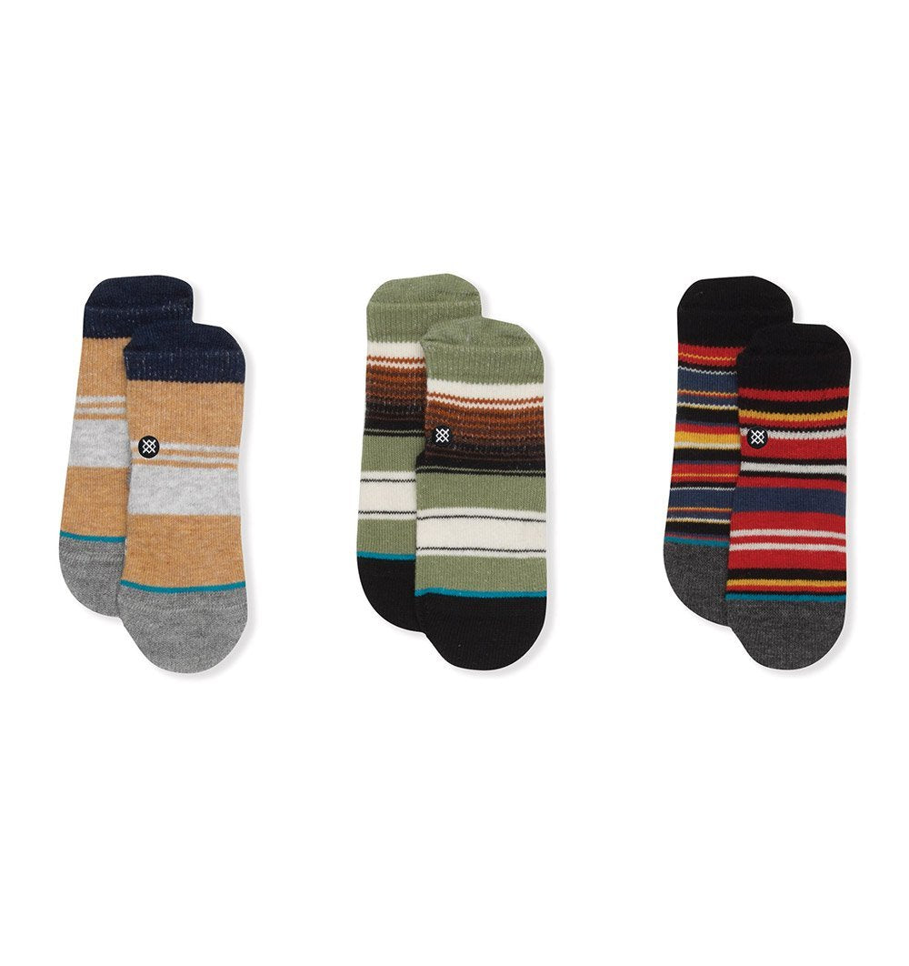 Buy the Stance Socks Carew Baby Box Set by STANCE SOCKS from Me and Buddy