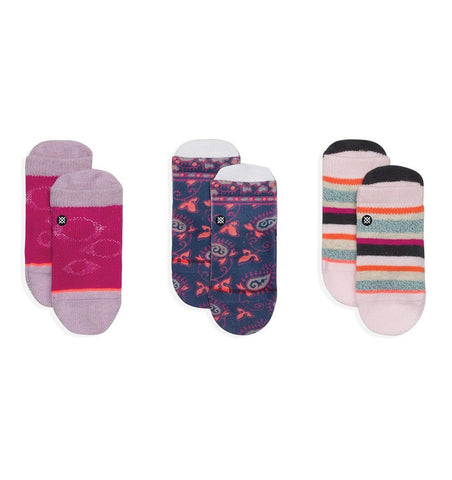 Buy the Stance Socks Graceland Baby Box Set by STANCE SOCKS from Me and Buddy