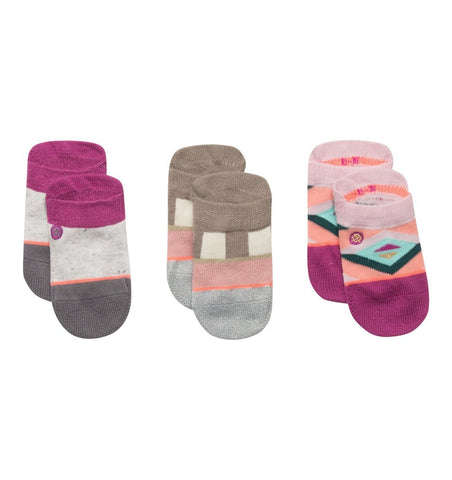 Buy the Stance Socks Bonny Baby Box Set by STANCE SOCKS from Me and Buddy