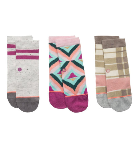 Buy the Stance Socks Bonny Toddler Box Set by STANCE SOCKS from Me and Buddy