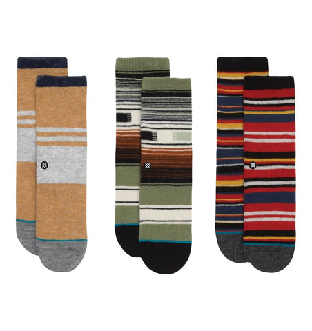 Buy the Stance Socks Carew Toddler Box Set by STANCE SOCKS from Me and Buddy