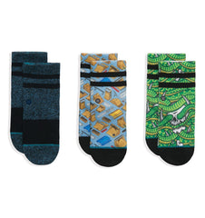 Buy the Stance Socks Thrasher Toddler Box Set by STANCE SOCKS from Me and Buddy