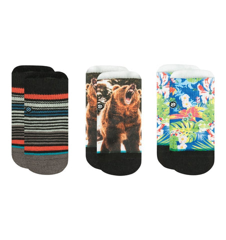 Buy the Stance Socks Trail Mix Baby Box Set by STANCE SOCKS from Me and Buddy