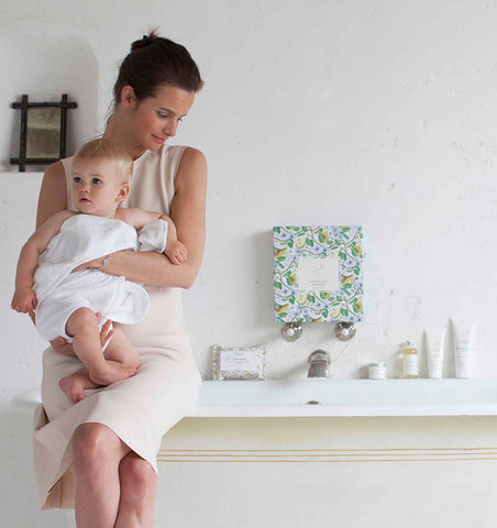 Buy the Storksak Baby Spa Gift Set by STORKSAK from Me and Buddy