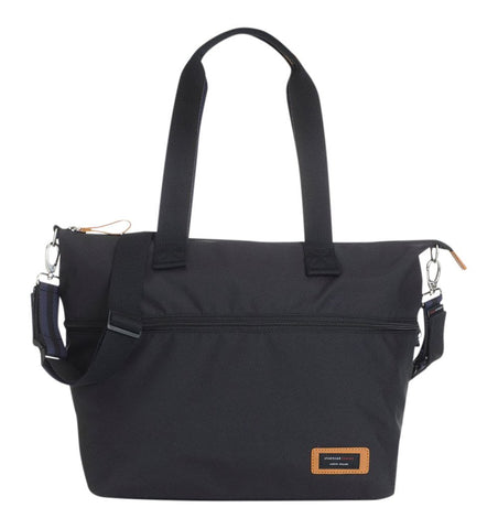 Buy the Storksak Expandable Tote Changing Bag in Black by STORKSAK from Me and Buddy