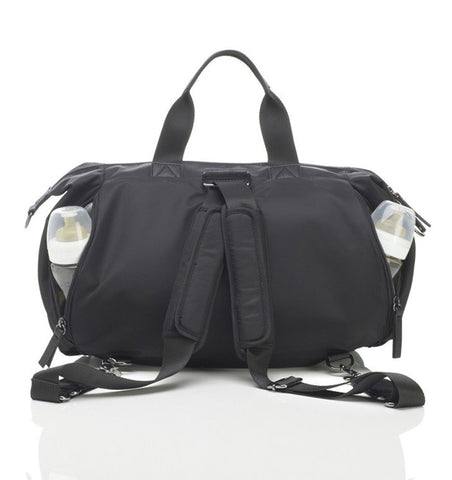 Buy the Storksak Seren Changing Bag in Black by STORKSAK from Me and Buddy