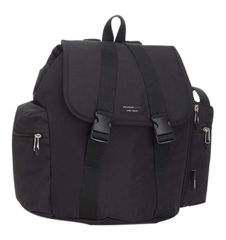 Buy the Storksak Travel Backpack Changing Bag in Black by STORKSAK from Me and Buddy