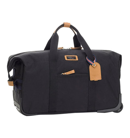 Buy the Storksak Travel Cabin Bag in Black by STORKSAK from Me and Buddy