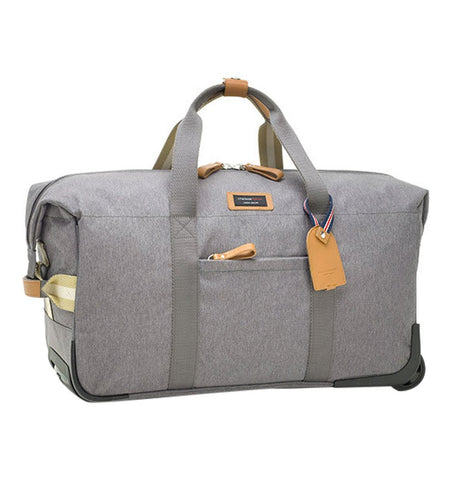 Buy the Storksak Travel Cabin Bag in Grey by STORKSAK from Me and Buddy