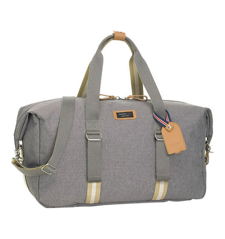 Buy the Storksak Travel Duffle Bag in Grey by STORKSAK from Me and Buddy
