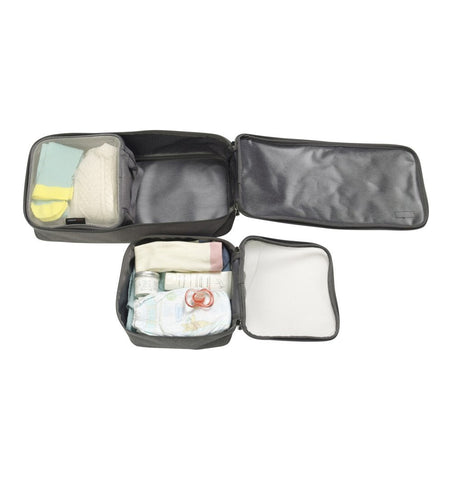 Buy the Storksak Travel Packing Blocks in Grey by STORKSAK from Me and Buddy