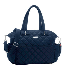 Buy the Storksak Bobby Changing Bag in Navy by STORKSAK from Me and Buddy