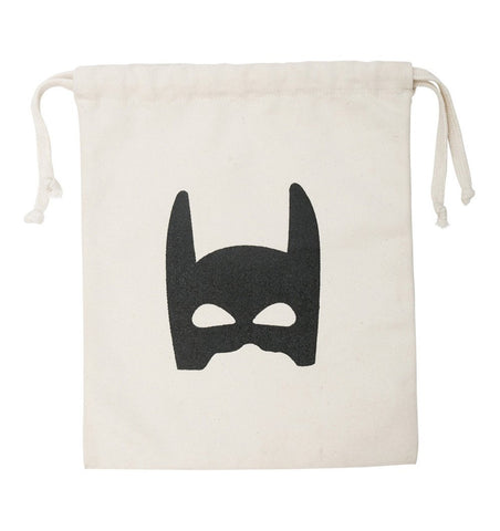 Buy the Superhero Small Fabric Storage Bag by TELLKIDDO from Me and Buddy