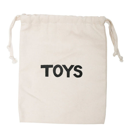 Buy the Toys Small Fabric Storage Bag by TELLKIDDO from Me and Buddy