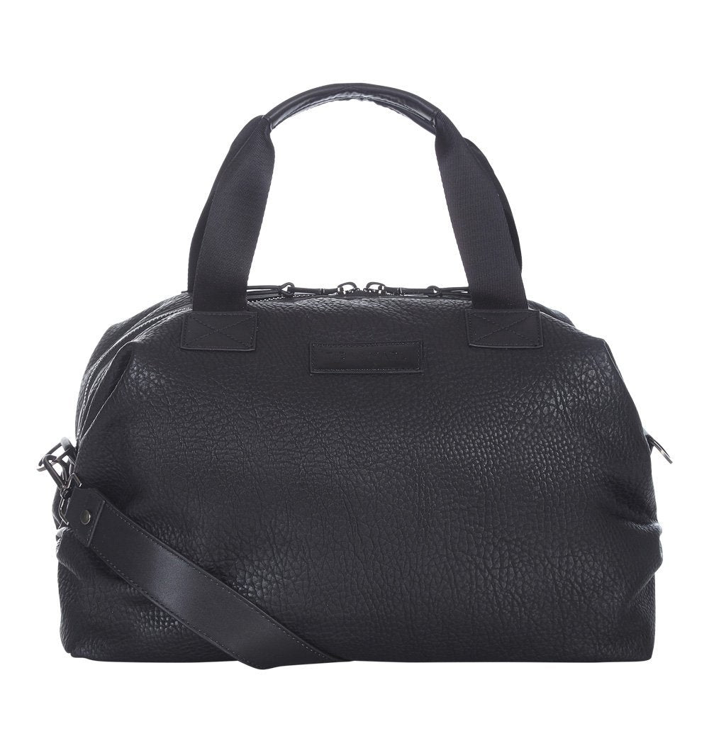 Buy the Tiba + Marl Raf Holdall Changing Bag in Black by TIBA + MARL from Me and Buddy