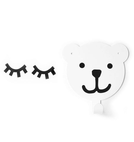 Buy the Bear Magnetic Wall Hook from Tresxics and Tellkiddo by TRESXICS from Me and Buddy