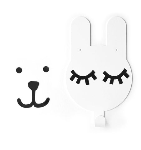 Buy the Bunny Magnetic Wall Hook from Tresxics and Tellkiddo by TRESXICS from Me and Buddy