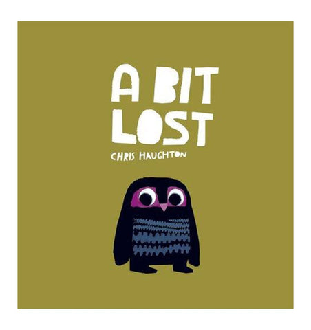 Buy the A Bit Lost by Chris Haughton by WALKER from Me and Buddy