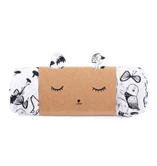 Buy the Wee Gallery Wild Animals Swaddle by WEE GALLERY from Me and Buddy