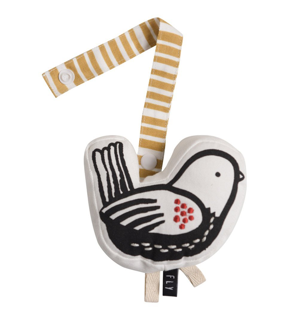 Buy the Wee Gallery Birdie Stroller Toy by WEE GALLERY from Me and Buddy