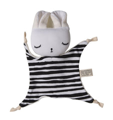 Buy the Wee Gallery Cuddle Bunny in Stripes Design by WEE GALLERY from Me and Buddy