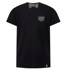 Houndstooth Bowtee Bow Tie T-Shirt