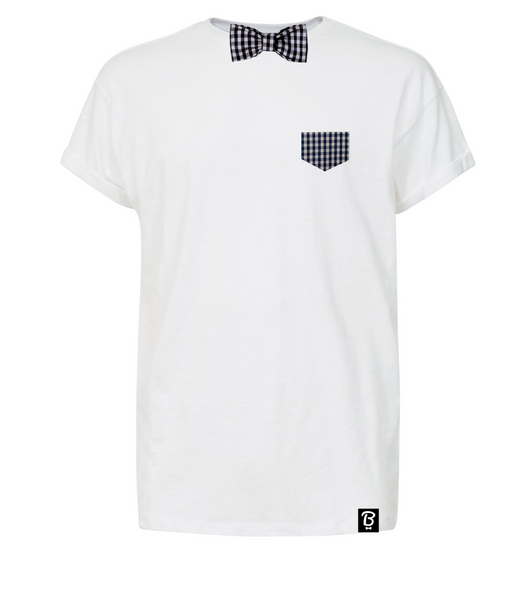 Heritage Bowtee Bow Tie T-Shirt