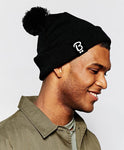Men's Brrr Bobble Beanie Hat