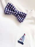 Baby + Toddler Yacht Club Bow Tie Bowtee T-Shirt