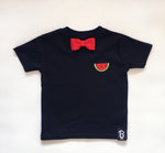 Baby + Toddler Juicy Fruit Bow Tie Bowtee T-Shirt