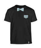 Kids Mint Bowtee T-Shirt