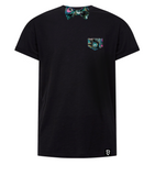 Peacock Bowtee Bow Tie T-Shirt