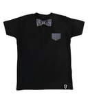 Baby + Toddler Heritage Check Bow Tie Bowtee T-Shirt