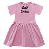 Baby + Toddler Bowtiful Bowtees Skater Dress