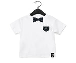 Baby + Toddler Orb Bow Tie Bowtee T-Shirt
