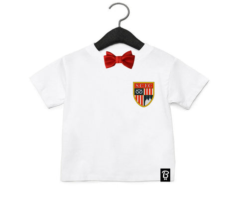 Bowtees X Potter - SCFC Personalised Bow Tie Bowtee T-Shirt